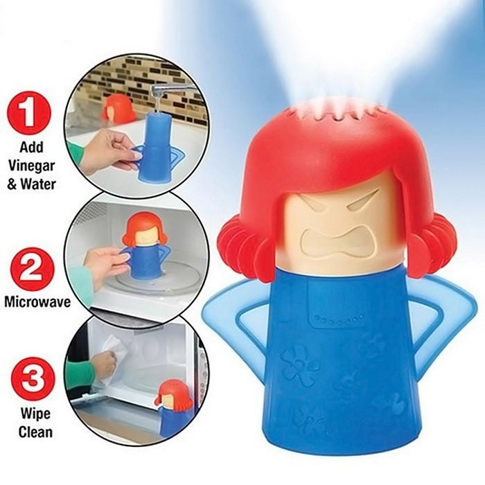 пароочиститель для микроволновки